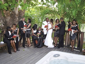 Jamaican Wedding