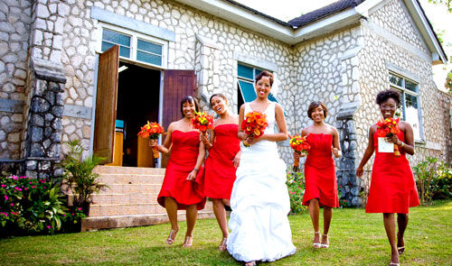Jamaican Wedding Planning A Wedding On A Tight Budget THE ISLAND JOURNAL