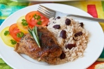 Jamaican Bake Chicken