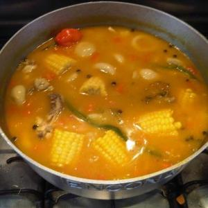 jamaican chicken soup