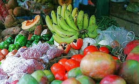 Jamaican Food / Recipes : Fruits found in Jamaica