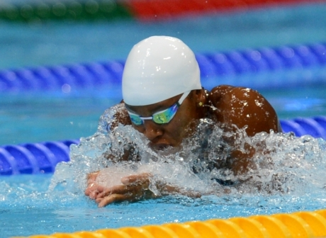 Jamaica And The London 2012 Olympics: Profile On And Olympic Schedule For  Alia Atkinson, Swimmer