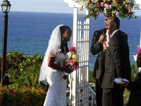Jamaican Wedding Shelly Ann Fraser Pryce