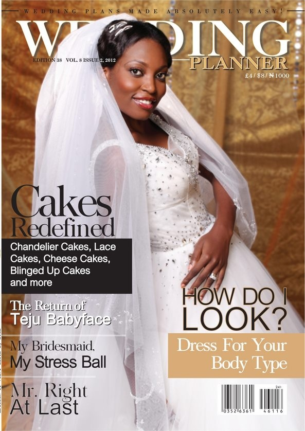 magazines black bride groom