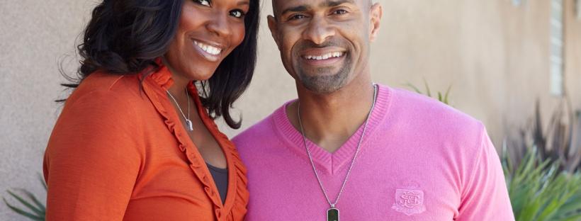 Pastor wayne and myesha chaney