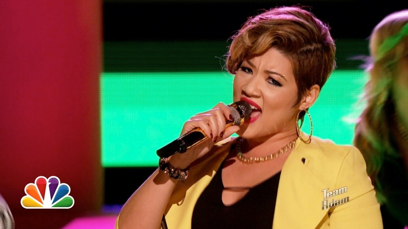 tessanne chin underneath it all performance