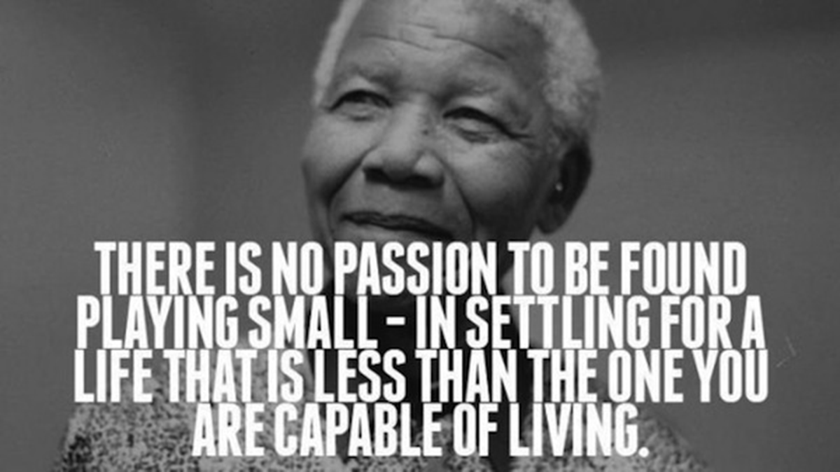 Quotes Nelson Mandela Nelson Mandela And His Wisdom Quotes  The Island Journal
