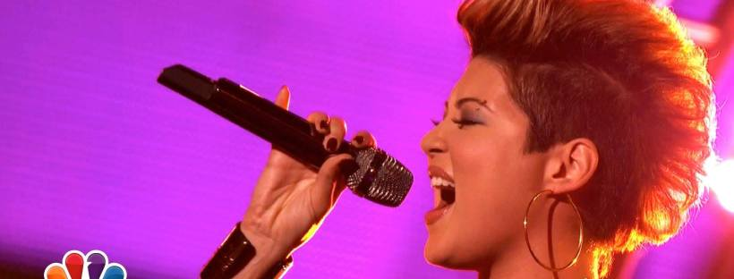 tessanne chin top 5 performance of bridge over troubled waters