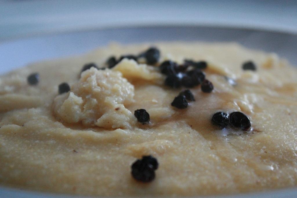 Recipe of the Day: Sweet Delicious Cornmeal Porridge