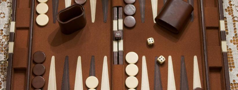 backgammon how to play video