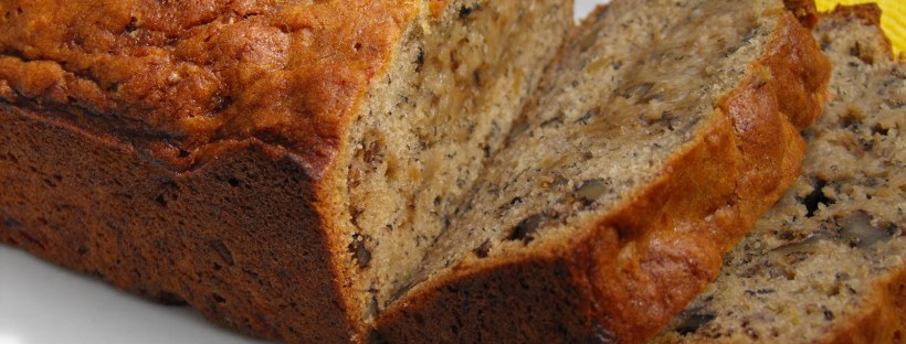 Grace Foods Banana Bread Recipe