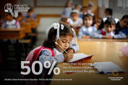 education and gender stats 4