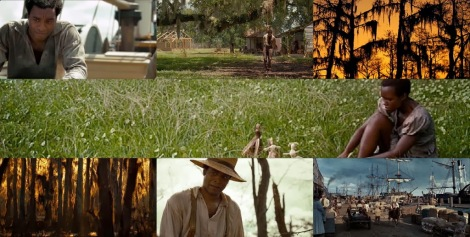 12 Years a Slave collage