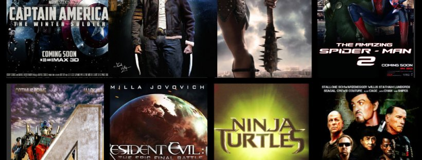 List of 2014 Movies and Summer Blockbusters