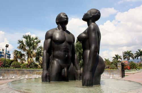 Emancipation Park Kingston, Jamaica