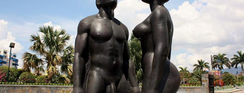 Emancipation Park Kingston, Jamaica