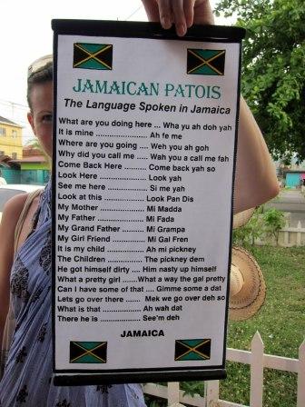 jamaican patois