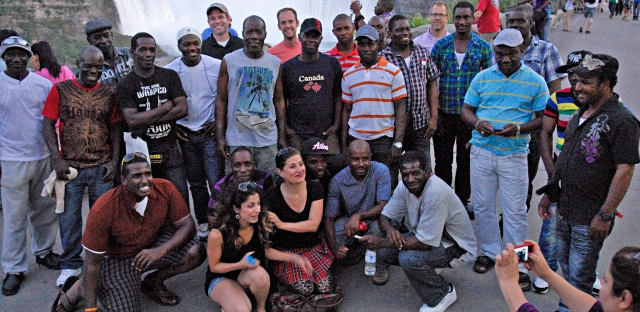 One Love – A Jamaican Story of the sacrifices of Jamaica's Farm workers to Canada