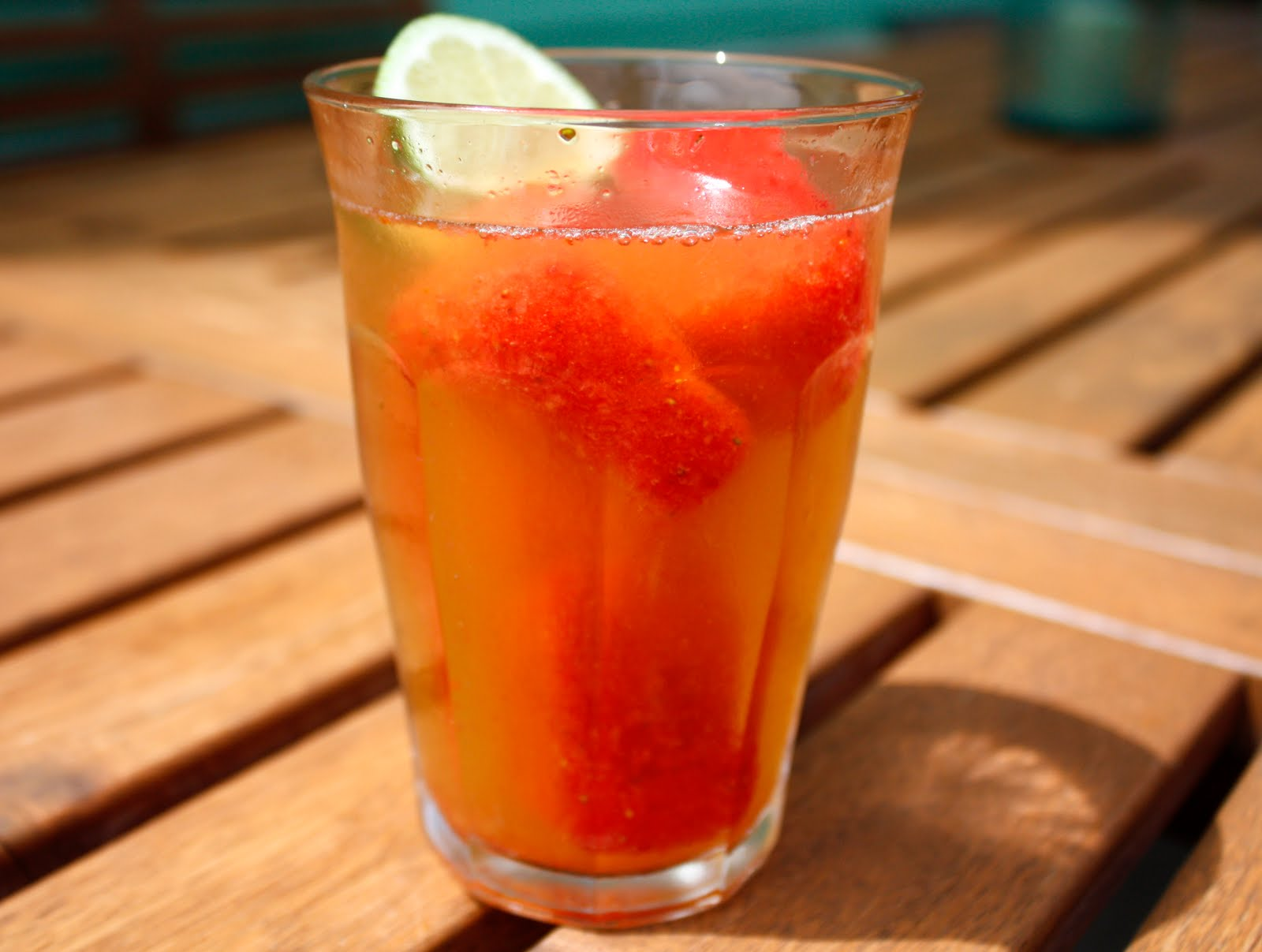 Recipe of the Day: Jamaican Tropical Fruit Punch