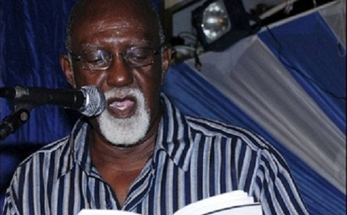 Professor Emeritus Mervyn Morris