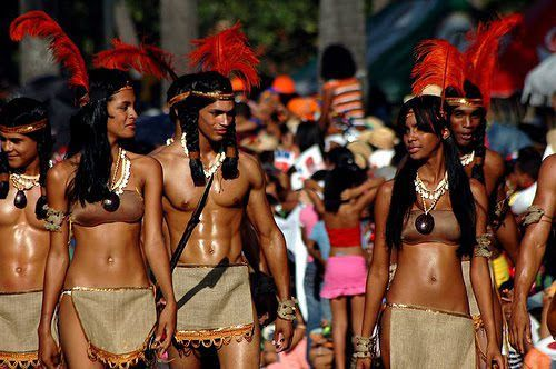The Taino Indians Native Americans of the Caribbean