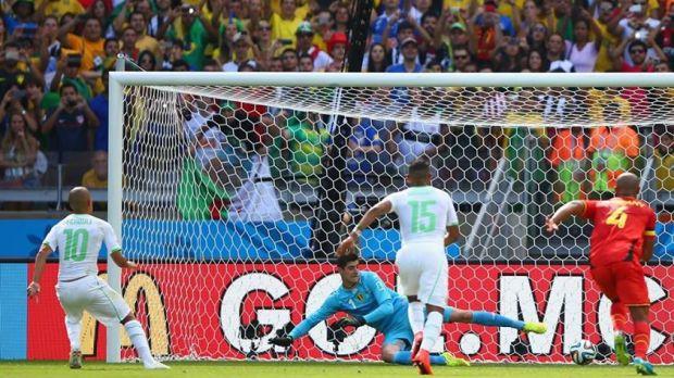 2014 FIFA World Cup - BELGIUM 0-1 ALGERIA
