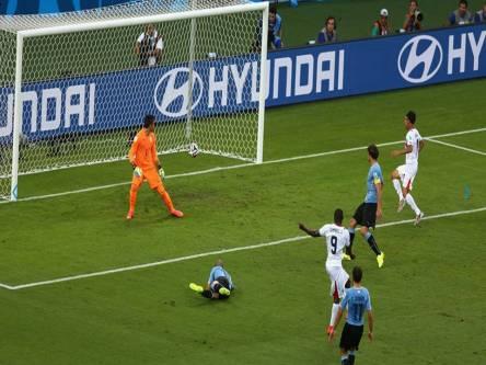 2014 FIFA World Cup - Costa Rica vs. Uruguay