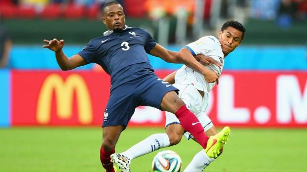 2014 FIFA World Cup – France 3-0 Honduras