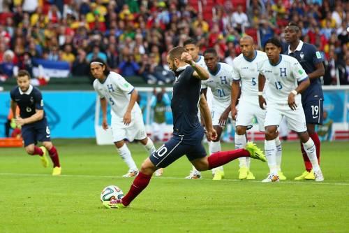 2014 FIFA World Cup – France 3-0 Honduras