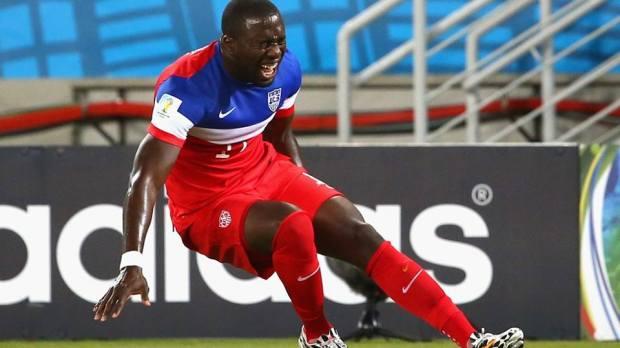 Ghana 1 vs. 2 USA