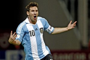 2014 Fifa World Cup - Lionel Messi