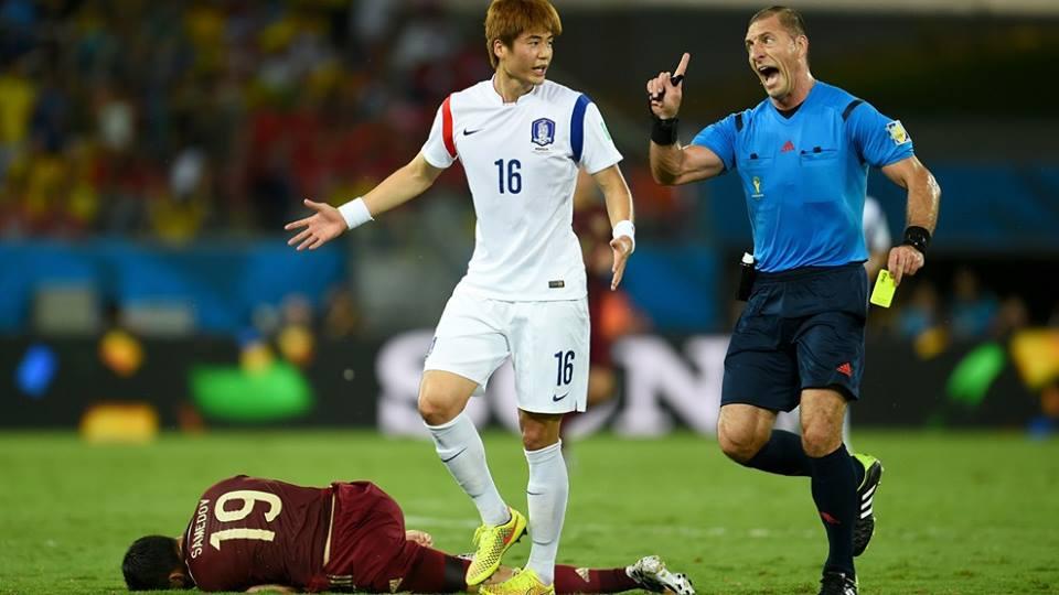 2014 FIFA World Cup - Russia 1 vs 1Korea