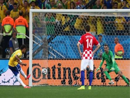 Brazil vs. Croatia results