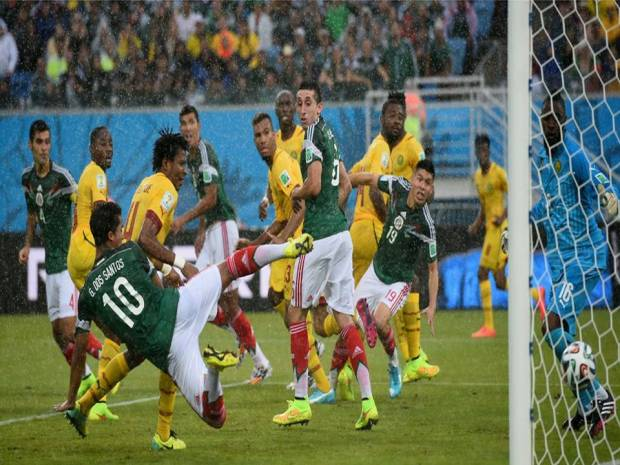 2014 FIFA World Cup - Match Results for Friday, June 13, 2014