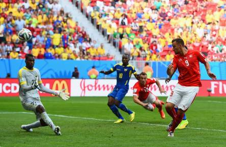 Switzerland vs, Ecuador 2