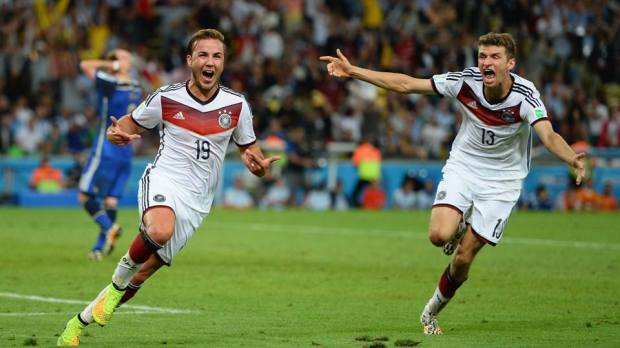2014 FIFA World Cup - GERMANY are the 2014 FIFA #WorldCup champions!