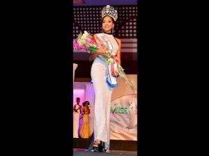 Miss Jamaica World Stirs Racial Debate - Laurie-Ann Chin