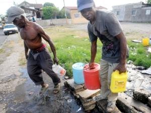 Drought in Jamaica