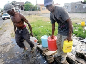 Drought in Jamaica