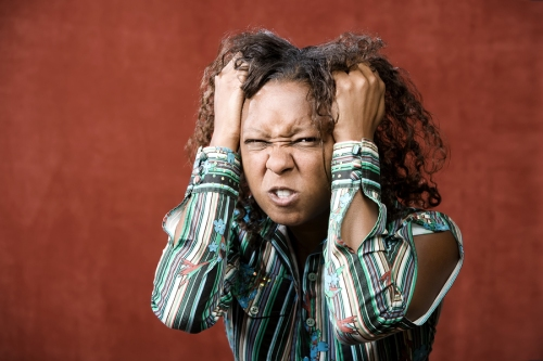 Angry-Black-Woman - dealing with horrible bosses