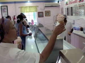 Devon House ice cream image courtesy of Jamaica Gleaner