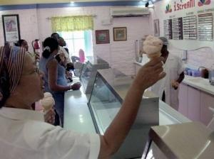 Devon House ice cream image courtesy of Jamaica Gleaner