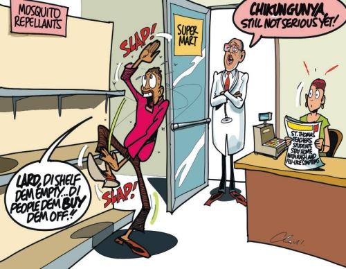 Jamaica and Chikungunya