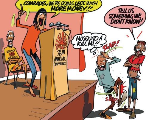 Jamaica and Chikungunya 2