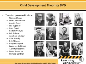 child-development-theorists