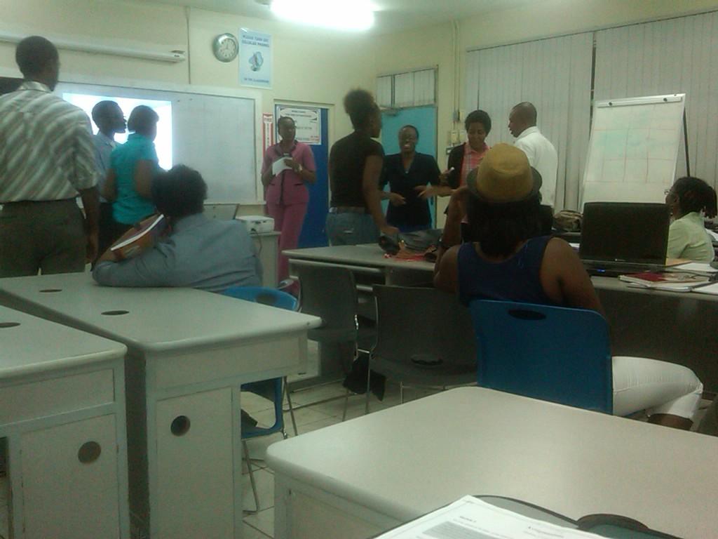 VTDI Post Grad in education class presentation