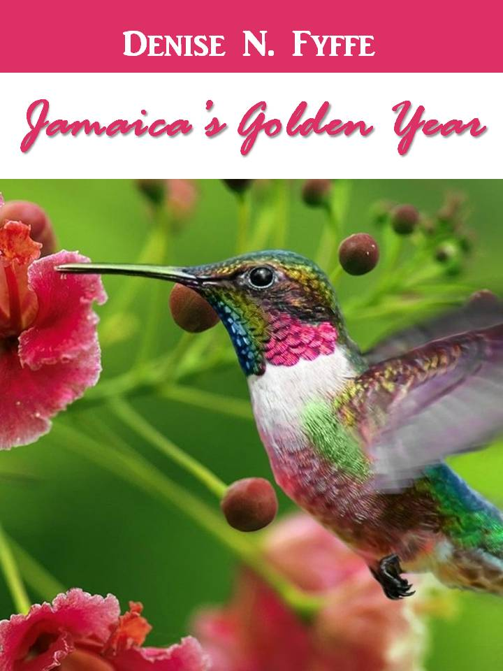 Jamaica's Golden Year ebook cover