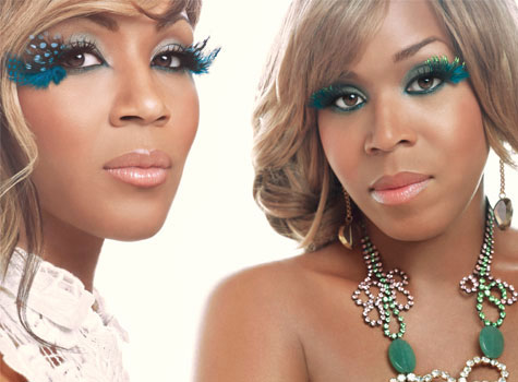 Tina Campbell and Erica Campbell of Mary Mary