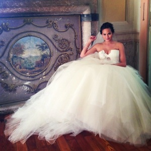 Chrissy-Teigen-wedding-dress