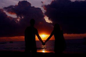 teenage moonlight lovers